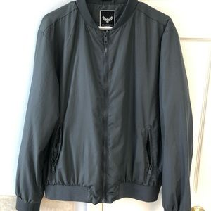 Men's Bomber jacket.